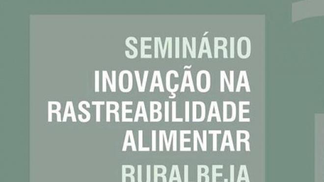 Seminário - Inovação na Rastreabilidade Alimentar
