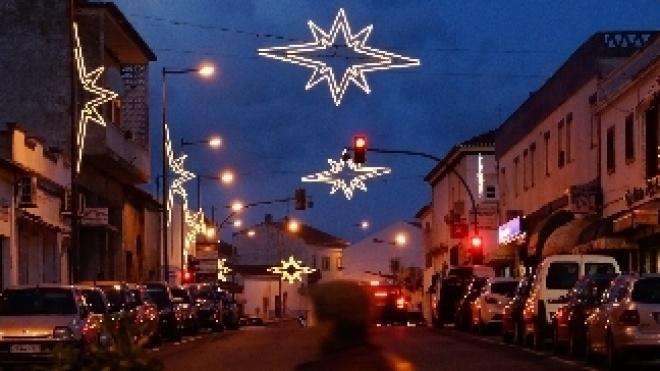Campanha de Natal promove comércio local em Aljustrel