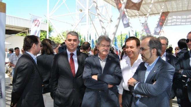 Candidatos às eleições europeias visitaram Ovibeja