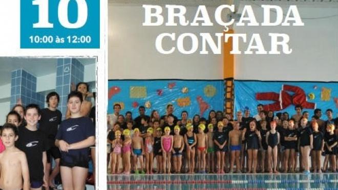 Clube de Natação de Beja com iniciativa solidária