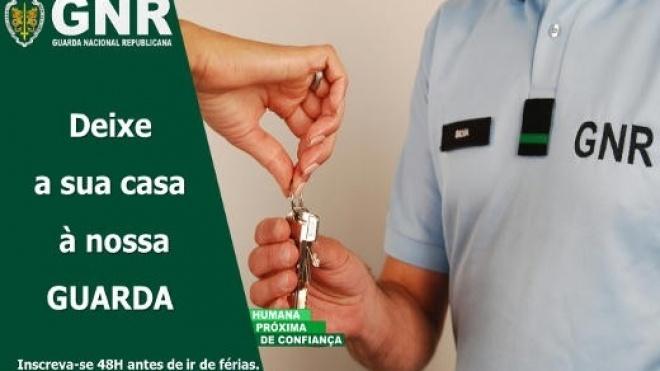 """Operação """"Verão Seguro 2016-Chave Directa"""" da GNR"""