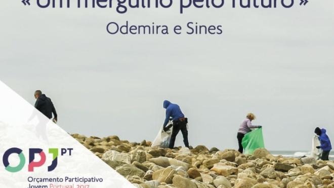 Odemira e Sines com projecto conjunto no OP Jovem Portugal