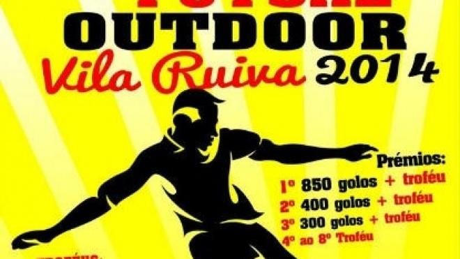 Inscrições abertas para o 8º Torneio de Futsal de Vila Ruiva