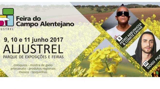 """Feira do Campo Alentejano uma """"montra"""" do concelho de Aljustrel"""