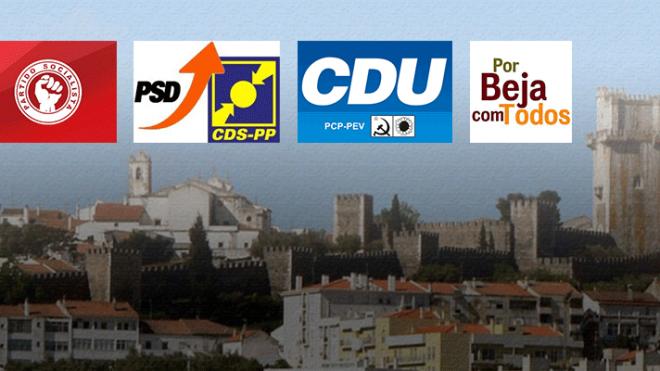 Candidatos a Beja fazem balanço da campanha eleitoral