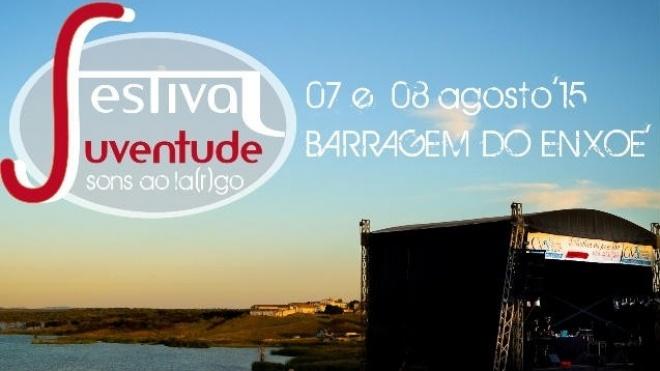 Festival da Juventude na Barragem do Enxoé