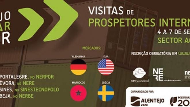 NERBE encerra Projeto Alentejo Exportar Melhor