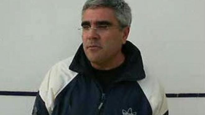José Baião no Aldenovense