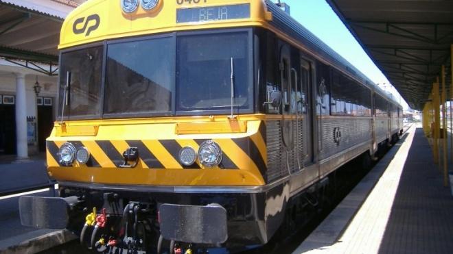 Beja/Lisboa/Beja: comboios suprimidos na Páscoa não foram retomados