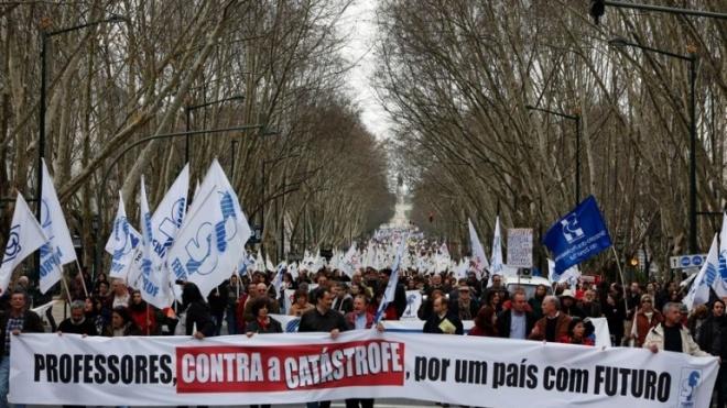 FENPROF: Manifestação nacional de professores a 22 de Junho...