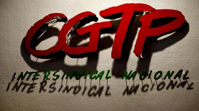 CGTP: Apela ao protesto