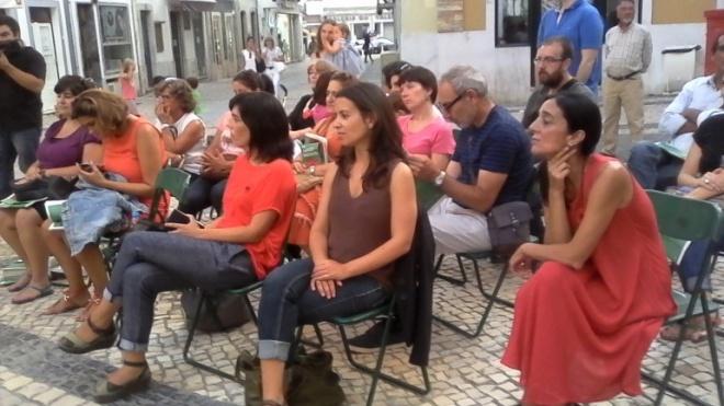 LIVRE / TEMPO DE AVANÇAR com ações em Beja