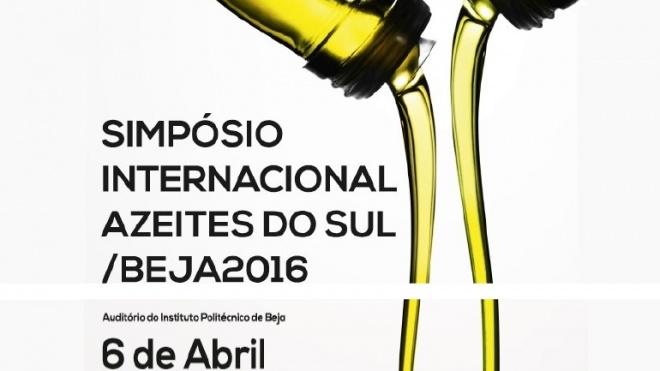 Simpósio Internacional de Azeites do Sul em Beja