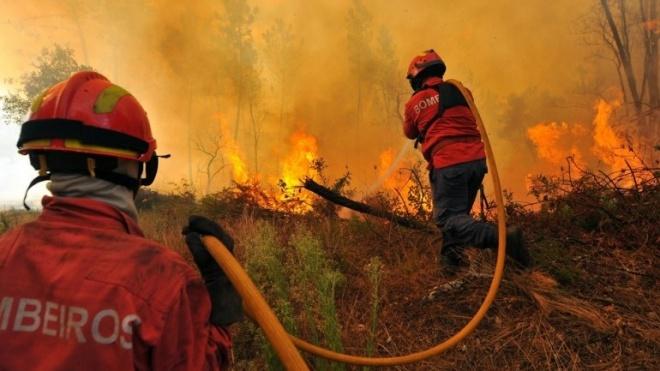 CDU solidária com vítimas dos incêndios florestais