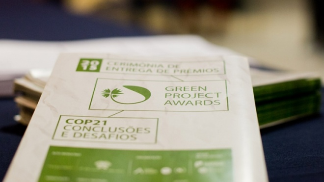 Serpa finalista do Green Project Awards'17
