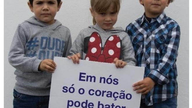 CPCJ de Castro Verde com campanha contra a violência doméstica
