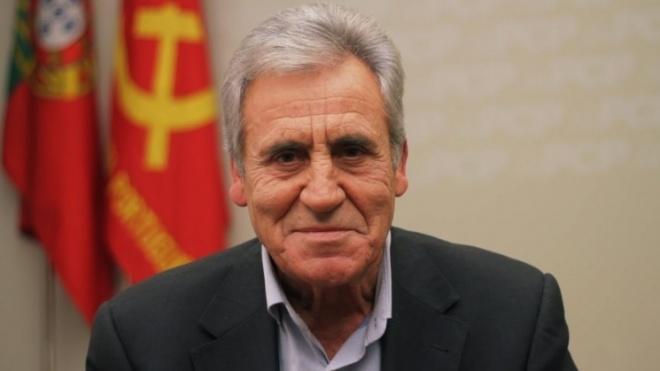 Jerónimo de Sousa em Encontro da CDU/Beja