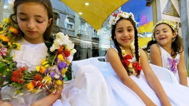 Beja revive a tradição milenar das Maias a 5 e 6 de maio