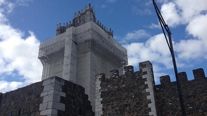 Concluídas obras no Castelo de Beja