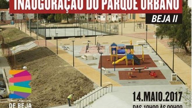 Parque Urbano do Bairro Social Beja II é inaugurado neste domingo