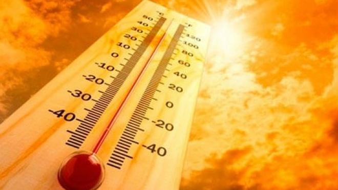 Temperaturas sobem cerca de 13 graus