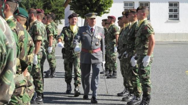 Comandante do Regimento de Infantaria nº 3