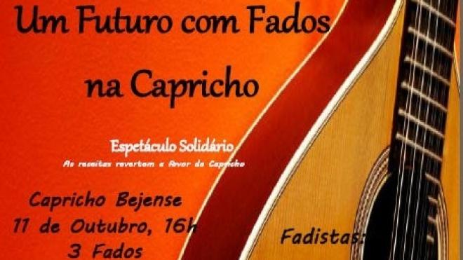 Espetáculo solidário a favor da Capricho Bejense
