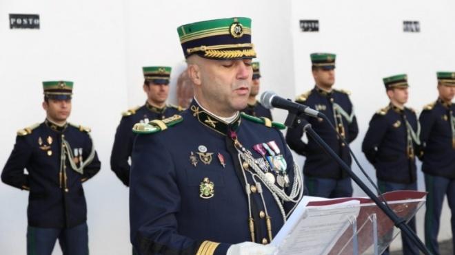 Joaquim Figueiredo é o novo comandante da GNR de Beja