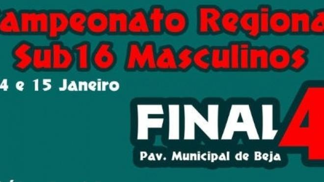 Final do Campeonato Regional de Sub 16 Masculinos