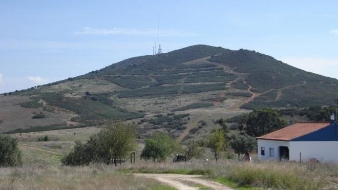 Alcaria Ruiva, uma freguesia com 20 lugares habitados