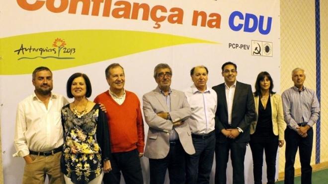 CDU contacta com a população do Bairro da Esperança