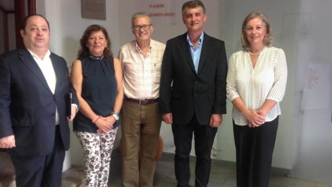 A candidatura do PS dedica o dia à área social e da saúde