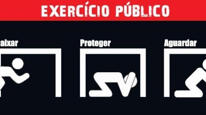 """Exercício """"A Terra Treme"""""""