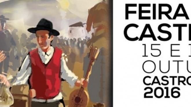 Programa Cultural da Feira de Castro começa na 6ªfeira