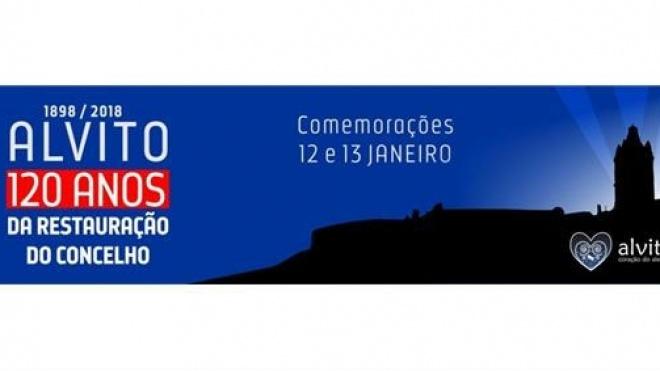 Alvito celebra 120 anos sobre a Restauração do Concelho