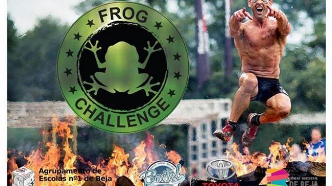 Beja recebe 3ª etapa do Frog Challenge