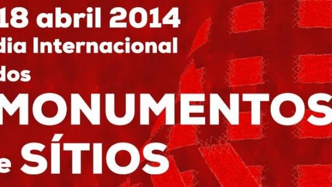 """Celebrações do """"Dia Internacional de Monumentos e Sítios"""""""