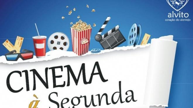 "Alvito apresenta ""Cinema à Segunda"""