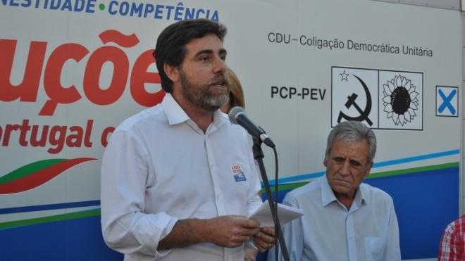 João Ramos presta hoje a sua Prova Oral