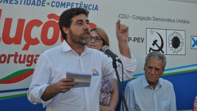 João Ramos responde ao PS e diz que governo já sai tarde.