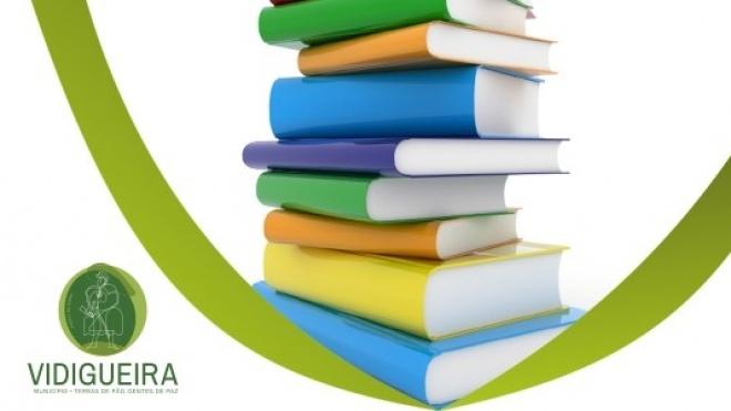 Câmara de Mértola aumenta oferta de livros escolares ao 3.º Ciclo