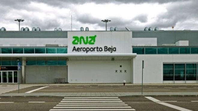 """""""Aeroporto do Alentejo"""" e não de """"Beja"""""""