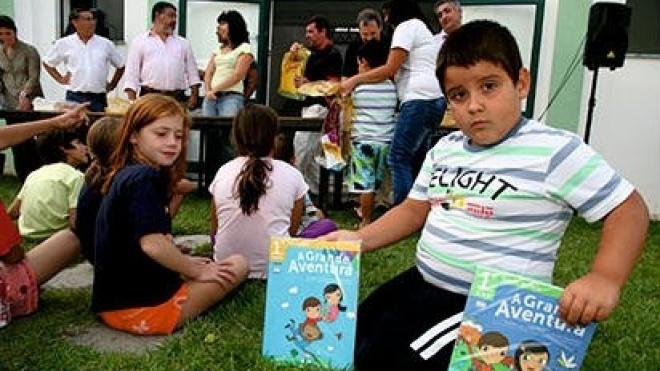 Encerramento do ano lectivo com festa em Vidigueira