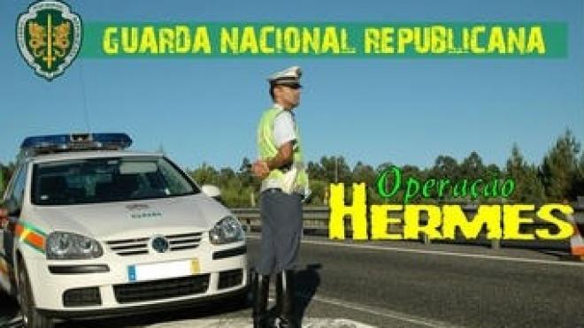 """Operação """"Hermes - Viajar em Segurança"""""""