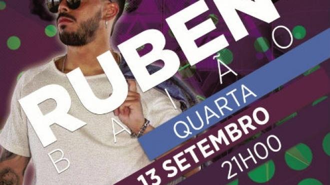 Festa da Juventude CDU com Rúben Baião