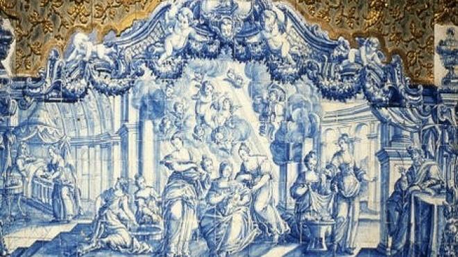 Colóquio sobre Arte do Azulejo