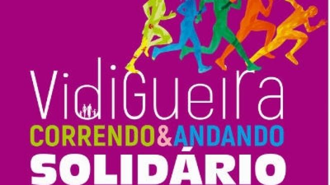 """""""Correndo & Andando"""" solidário no mês de dezembro"""