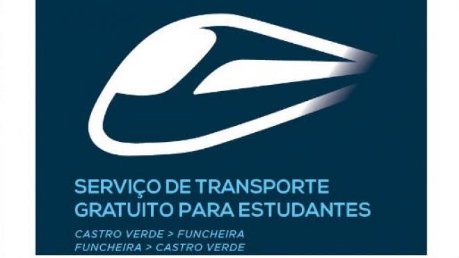 Inscrições abertas para transporte de estudantes até à Funcheira