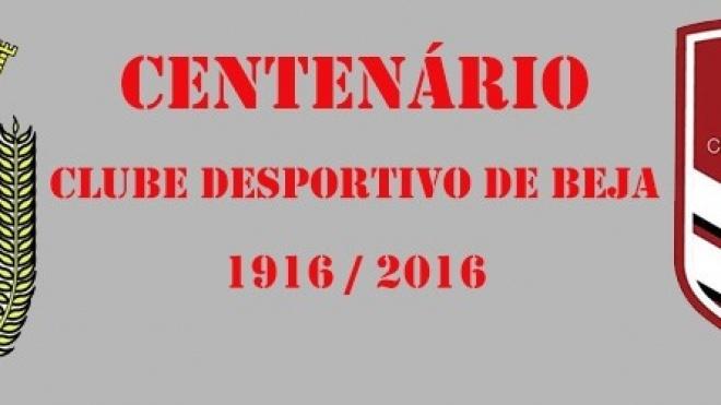 Desportivo de Beja comemora centenário até junho