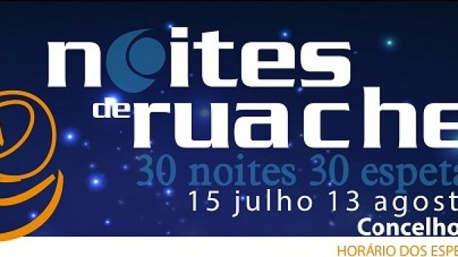 """""""Noites de Rua Cheia"""" hoje na freguesia de Cruz da Cigana"""